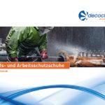 decoclean Arbeitsschuhe Katalog 2017